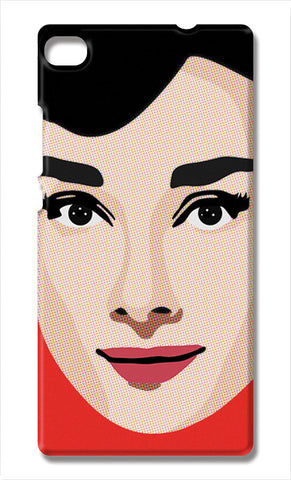 Audrey Hepburn Pop Art | Huawei P8 Cases