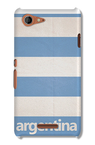 Argentina Soccer Team | Sony Xperia E3 Cases