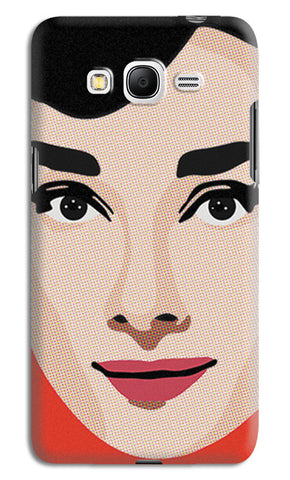 Audrey Hepburn Pop Art | Samsung Galaxy Grand Prime Cases
