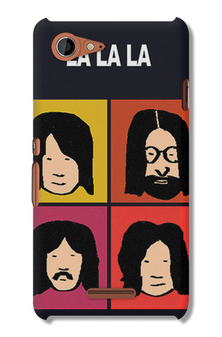 Beatles La La La Pop Art | Sony Xperia E3 Cases