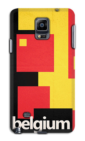 Belgium Soccer Team | Samsung Galaxy Note 4 Cases
