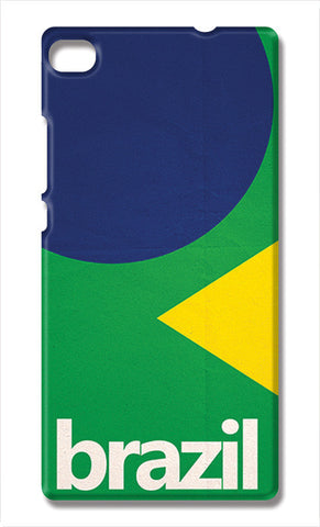 Brazil Soccer Team | Huawei P8 Cases