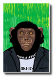Brand New Designs, Monkey Biker Humour, - PosterGully - 3