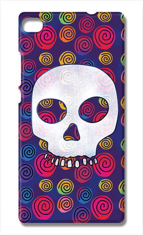 Candy Skull Artwork | Huawei P8 Cases