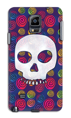 Candy Skull Artwork | Samsung Galaxy Note 4 Cases