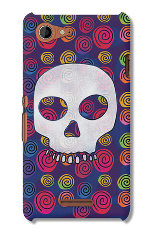 Candy Skull Artwork | Sony Xperia E3 Cases