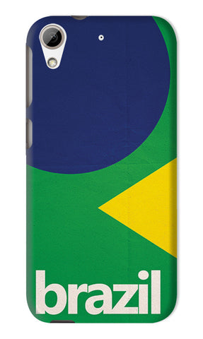 Brazil Soccer Team | HTC Desire 626 Cases