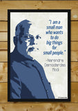Wall Art, Narendra Modi Artwork | Artist: Pratyaksh, - PosterGully - 2