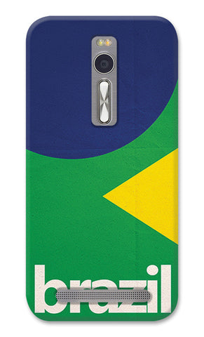 Brazil Soccer Team | Asus Zenfone 2 Cases