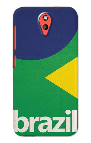 Brazil Soccer Team | HTC Desire 620 Cases
