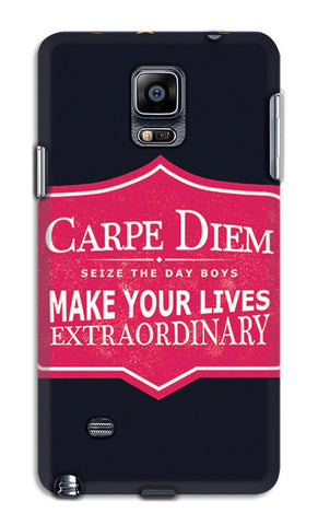 Carpe Diem Dead Poets Society | Samsung Galaxy Note 4 Cases