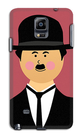 Charlie Chaplin | Samsung Galaxy Note 4 Cases