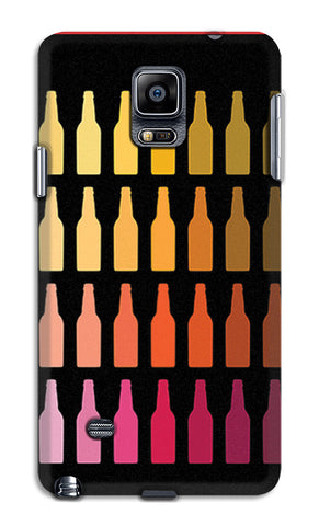 Chilled Beer Bottles | Samsung Galaxy Note 4 Cases