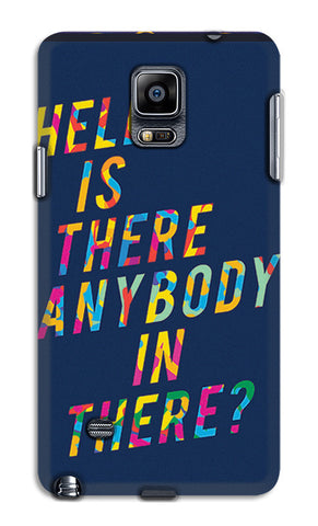Comfortably Numb Pink Floyd | Samsung Galaxy Note 4 Cases