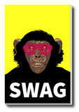 Brand New Designs, Swag Monkey Humour, - PosterGully - 3