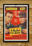 Wall Art, A Bullet For Joey | Retro Movie Poster, - PosterGully - 2