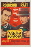 Wall Art, A Bullet For Joey | Retro Movie Poster, - PosterGully - 1