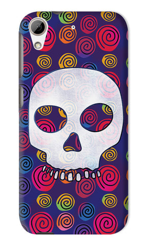 Candy Skull Artwork | HTC Desire 626 Cases