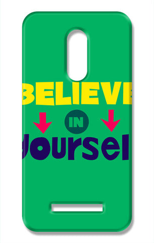 Believe In Yourself Typography | Xiaomi Redmi Note 3 Cases