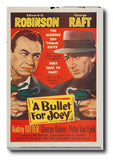 Wall Art, A Bullet For Joey | Retro Movie Poster, - PosterGully - 3