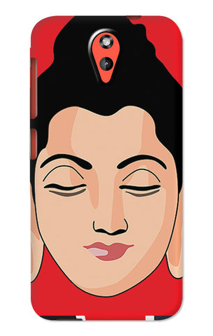 Buddha Tee | HTC Desire 620 Cases