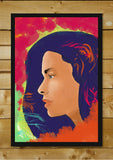 Brand New Designs, Girl Lost In Thoughts, - PosterGully - 2