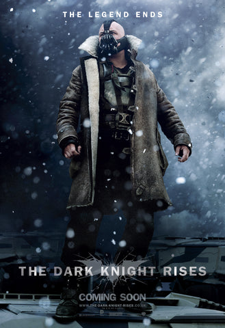 PosterGully Specials, The Dark Knight Rises | Bane, - PosterGully