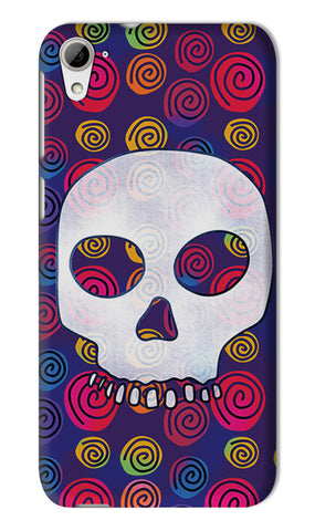 Candy Skull Artwork | HTC Desire 826 Cases