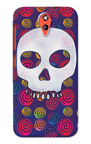 Candy Skull Artwork | HTC Desire 620 Cases