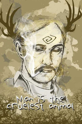 Brand New Designs, True Detective Artwork | Artist: Kaushal Faujdar, - PosterGully