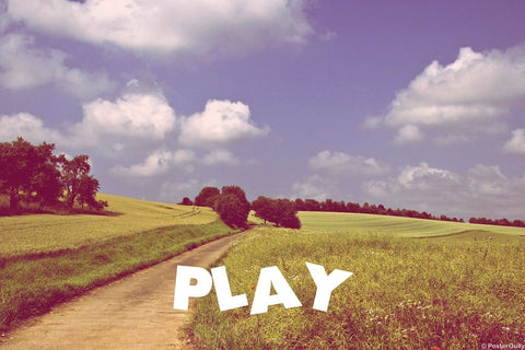 Wall Art, Play | Photography, - PosterGully