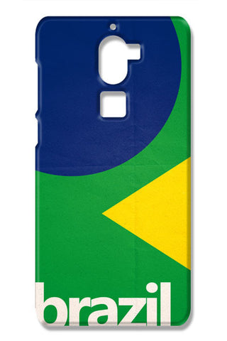 Brazil Soccer Team #footballfan Coolpad Cool One Cases