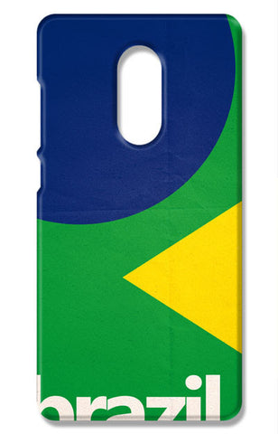 Brazil Soccer Team #footballfan | Xiaomi Redmi Note 4 Cases