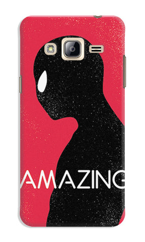 Amazing Spiderman Minimal | Samsung Galaxy J3 (2016) Cases