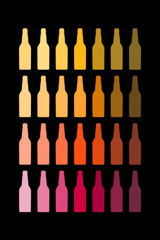 Chilled Beer Bottles |  PosterGully Specials