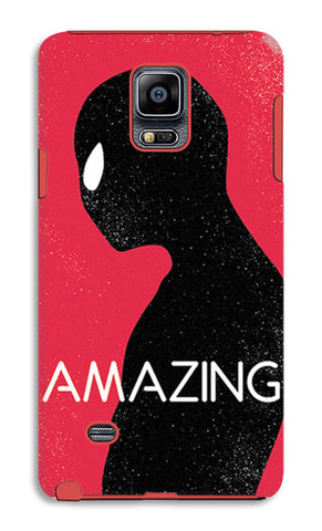 Amazing Spiderman Minimal | Samsung Galaxy Note 4 Tough Cases