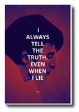 Brand New Designs, Truth And Lies Scarface, - PosterGully - 3