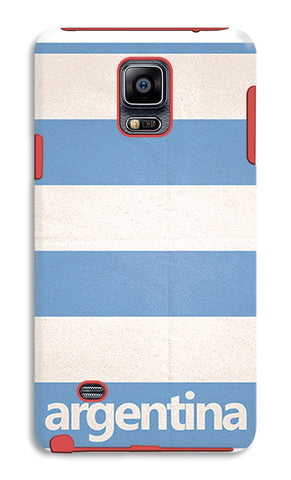 Argentina Soccer Team | Samsung Galaxy Note 4 Tough Cases