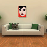 Canvas Art Prints, Audrey Hepburn Stretched Canvas Print, - PosterGully - 3