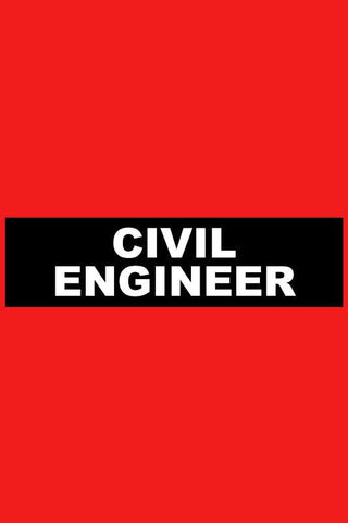 Civil Engineer |  PosterGully Specials