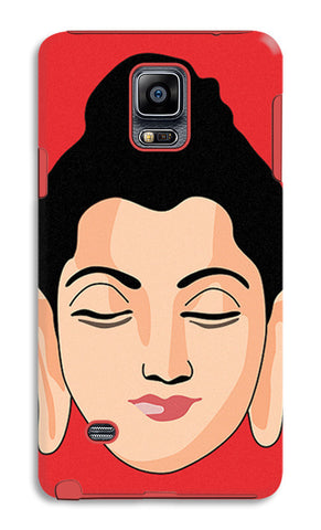 Buddha Tee | Samsung Galaxy Note 4 Tough Cases