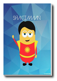 Brand New Designs, Shaktimaan Wallpaper Artwork | Artist: Akshay Kamble, - PosterGully - 3