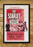 Brand New Designs, The Scarlet Hour | Retro Movie Poster, - PosterGully - 2