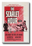 Brand New Designs, The Scarlet Hour | Retro Movie Poster, - PosterGully - 3