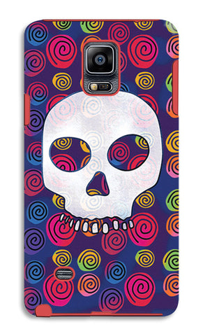 Candy Skull Artwork | Samsung Galaxy Note 4 Tough Cases