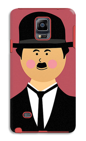Charlie Chaplin | Samsung Galaxy Note 4 Tough Cases
