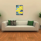 Canvas Art Prints, No Name Stretched Canvas Print, - PosterGully - 3