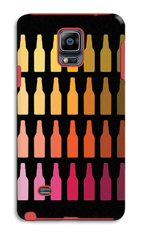 Chilled Beer Bottles | Samsung Galaxy Note 4 Tough Cases