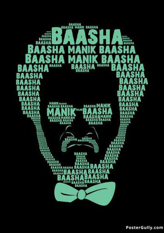 Brand New Designs, South Indian Baasha  | Artist: Hari Kumaran Babu, - PosterGully