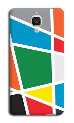 Abstract Colorful Shapes | Xiaomi Mi-4 Cases